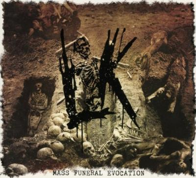 LIK - Mass Funeral Evocation (LP)