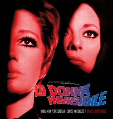 La Donna Invisibile (OST by Ennio Morricone) (Solid Pink Vinyl) (LP)
