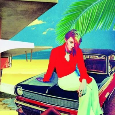 La Roux - Trouble In Paradise (cover)