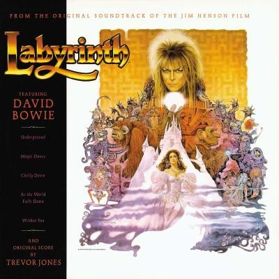 Labyrinth (OST by David Bowie & Trevor Jones) (LP)