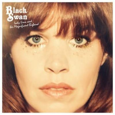 Lady Linn & Her Magnificent Bigband - Black Swan (LP)