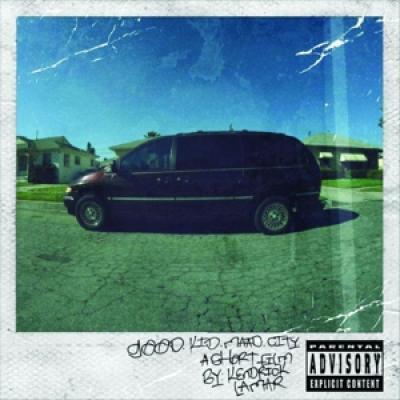 Lamar, Kendrick - Good Kid-m.a.a.d City (Deluxe) (2CD) (cover)