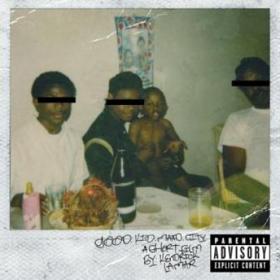 Lamar, Kendrick - Good Kid-m.a.a.d. City (Reissue) (cover)