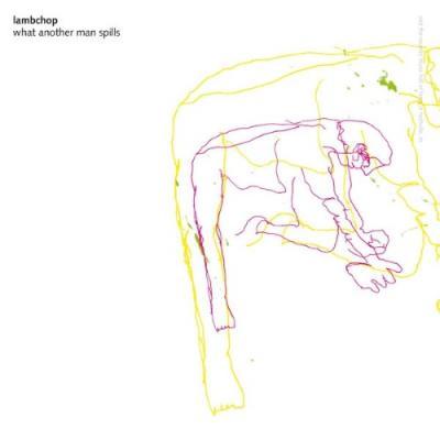 Lambchop - What Another Man Spills (Clear & Yellow Vinyl) (2LP)