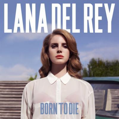 Lana Del Rey - Born To Die (LP) (cover)