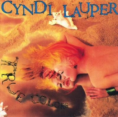 Lauper, Cindy - True Colours