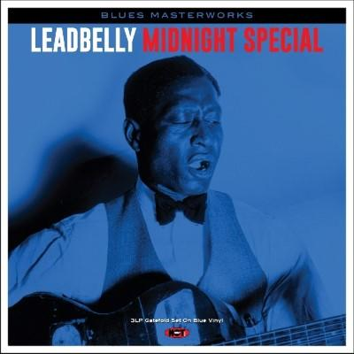 Leadbelly - Midnight Special (Blue Vinyl) (3LP)