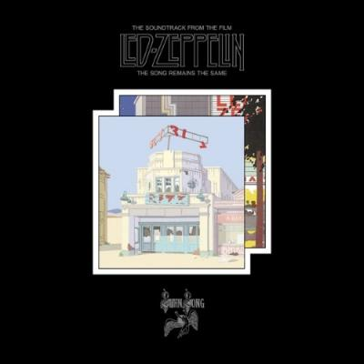 Led Zeppelin - Song Remains the Same (2CD+2DVD+4LP)