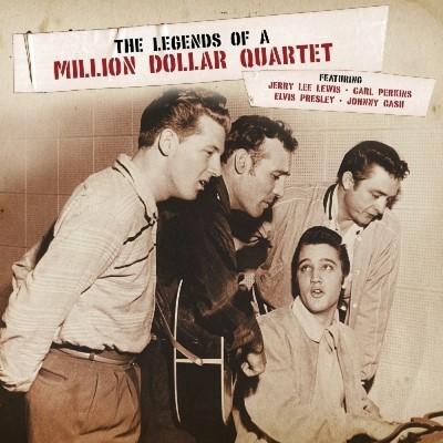 Legends of a Million Dollar Quartet (LP)