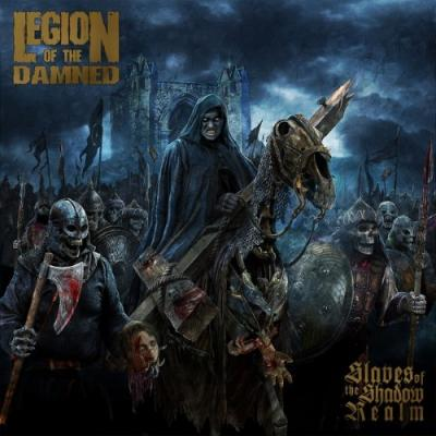 Legion Of The Damned - Slaves To the Shadow Realm (LP)