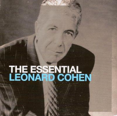 Cohen, Leonard - The Essential (cover)