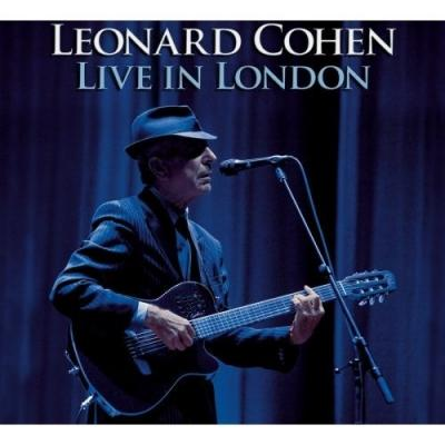 Cohen, Leonard - Live In London (2CD) (cover)