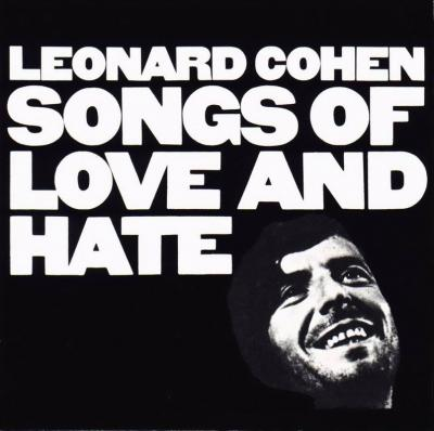 Cohen, Leonard - Songs Of Love And Hate (LP) (cover)