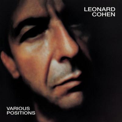 Cohen, Leonard - Various Positions (LP) (cover)