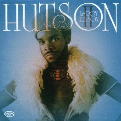 Leroy Hutson - Hutson II (LP+Download)