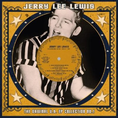 "Lewis, Jerry Lee - US EP Collection Vol. 1 (White Vinyl) (10"")"