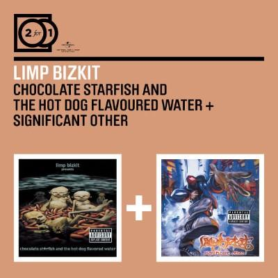 Limp Bizkit - Chocolate Starfish / Significant Other (2 For 1 Serie) (2CD)