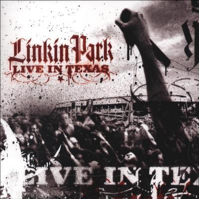 Linkin Park - Live In Texas (CD+DVD) (cover)