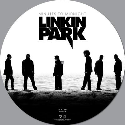 Linkin Park - Minutes To Midnight (Limited) (Picture Disc)