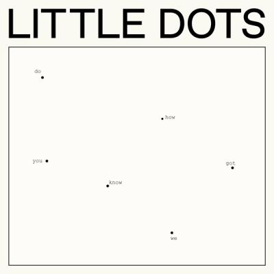 Little Dots - Do You Know How We Got Here (LP)