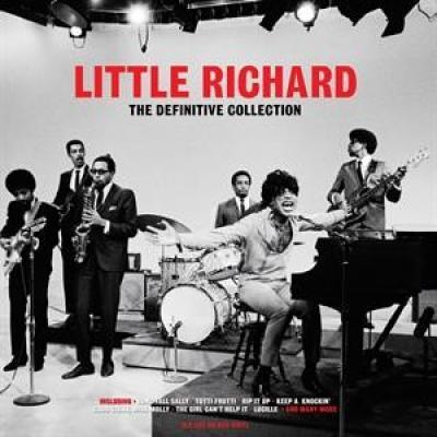 Little Richard - Definitive Collection (Red Vinyl) (3LP)