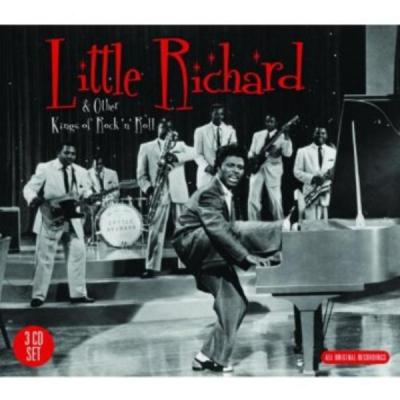 Little Richard - Little Richard & Rock n Roll (3CD)