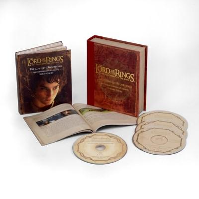 Lord of the Rings The Fellowship of the Ring (The Complete Recordings) (3CD+BluRay)