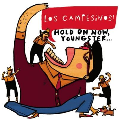 Los Campesinos - Hold On Now Youngster