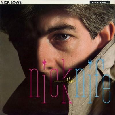 "Lowe, Nick - Nick the Knife (LP+7"")"
