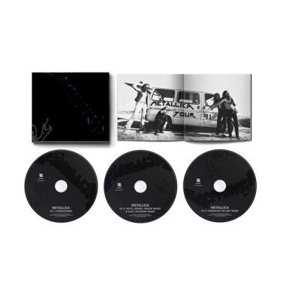 Metallica - Metallica (3CD)