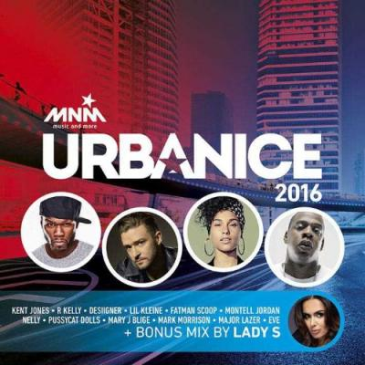 MNM Urbanice 2016 (2CD+Mix CD)
