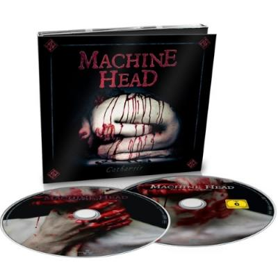 Machine Head - Catharsis (Limited) (CD+DVD)
