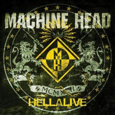 Machine Head - Hellalive (cover)