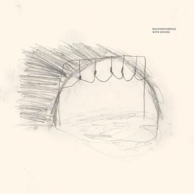 Machinefabriek - With Voices (Scarlet Red Vinyl) (LP)