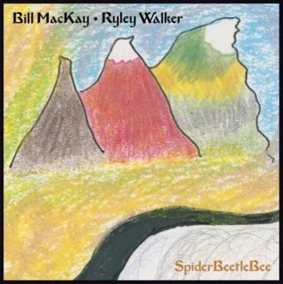 Mackay, Bill & Ryley Walker - Spiderbeetlebee (LP)