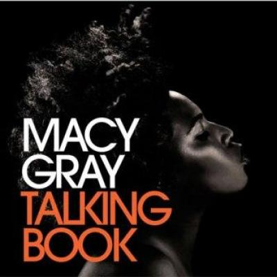 Gray, Macy - Talking Book (cover)