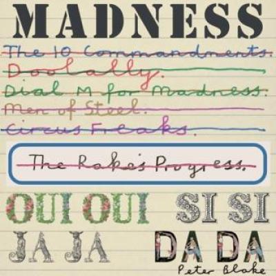 Madness - Oui Oui, Si Si, Ja Ja, Da Da (cover)