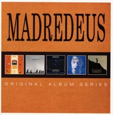 Madredeus - Original Album Series (cover)