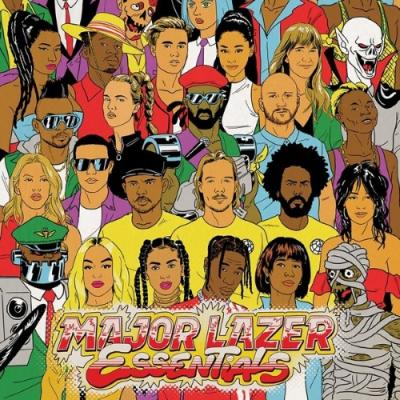 Major Lazer - Essentials (Yellow Vinyl) (3LP+2CD)