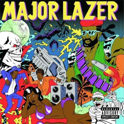 Major Lazer - Guns Don't Kill People, Lazers Do (cover)
