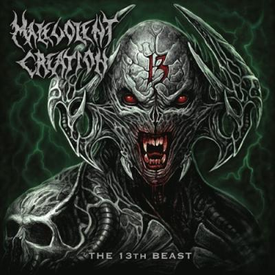 Malevolent Creation - 13th Beast (LP)