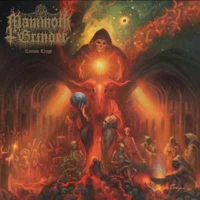 Mammoth Grinder - Cosmic Crypt (LP)