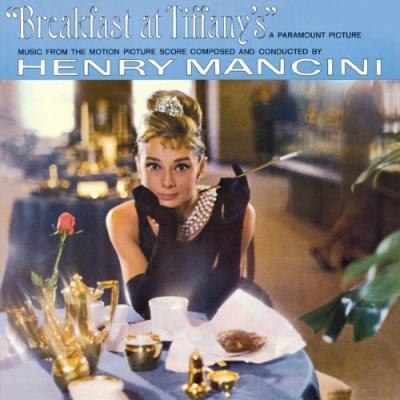 Mancini, Henry - Breakfast At Tiffany's (Blue Vinyl) (LP)