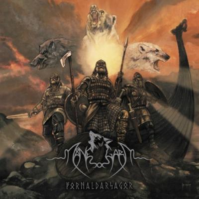 Manegarm - Fornaldarsagor (LP)
