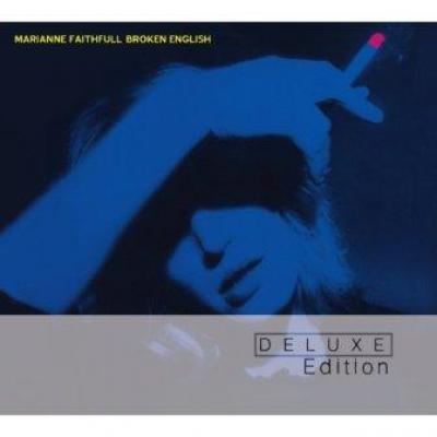 Faithfull, Marianne - Broken English (Deluxe 2CD) (cover)