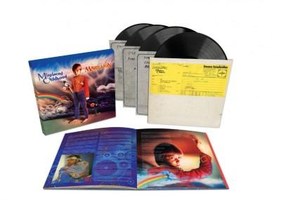 Marillion - Misplaced Childhood (Deluxe Edition) (4LP)