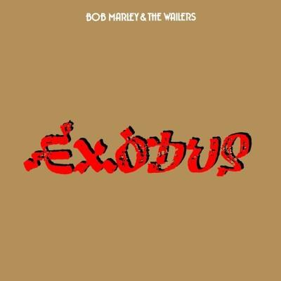 Marley, Bob & The Wailers - Exodus (LP)