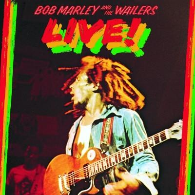 Marley, Bob & The Wailers - Live! (LP)