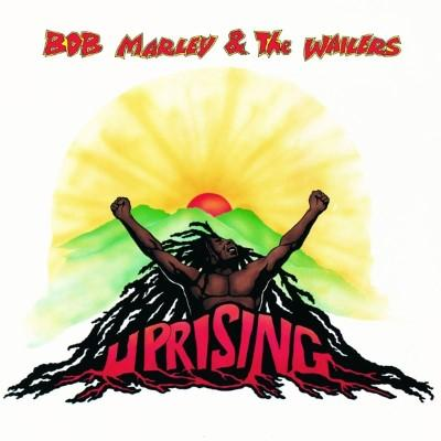 Marley, Bob & The Wailers - Uprising (LP)