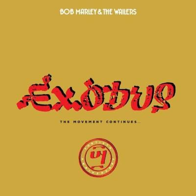 Marley, Bob & the Wailers - Exodus 40 (Limited Edition) (3CD)